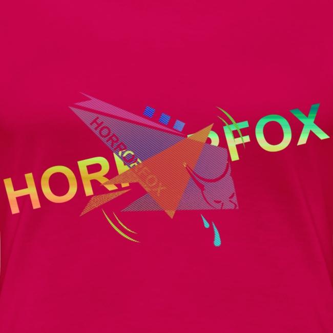 HorrorFox Complex Women's Tee