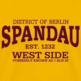 Motiv ~ Spandau Berlin