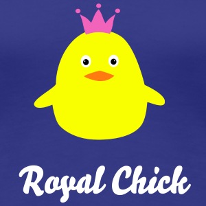 princess chick - Women's Premium T-Shirt