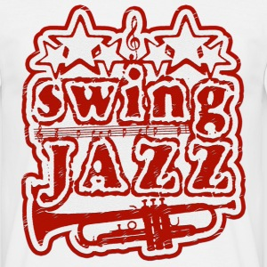 swing jazz T-Shirts - Men's T-Shirt