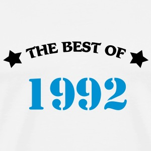 The Best of 1992 Tee shirts - T-shirt Premium Homme
