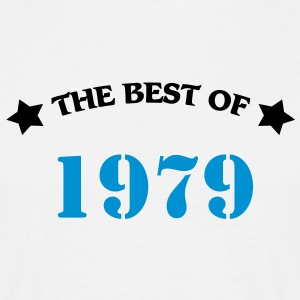 The best of 1979 T-skjorter - T-skjorte for menn