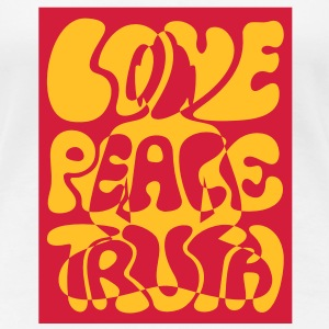 Bouddha Love Peace Truth Tee shirts - T-shirt Premium Femme
