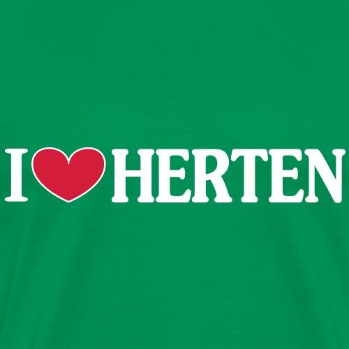 I love Herten