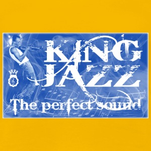 king jazz the perfect sound Tee shirts - T-shirt Premium Femme