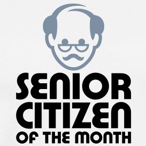 Senior Citizen 7 (2c)++ T-skjorter - Premium T-skjorte for menn