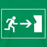 Motiv ~ RetroGames T-Shirt classic green