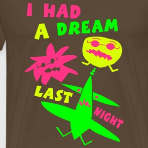 I had a dream T-Shirts - Männer Premium T-Shirt