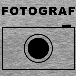 Photographer & Camera T-Shirts - Men's Premium T-Shirt