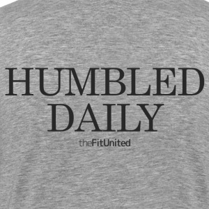 Humbled Daily - Men's Premium T-Shirt