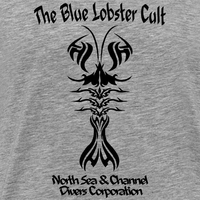 """Blue Lobster Cult"" - Imp.Flex+Logo Dos"