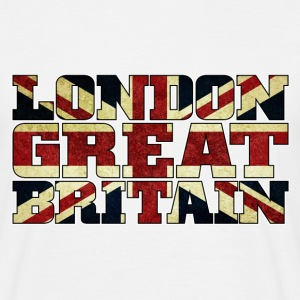 London Great Britain - Männer T-Shirt