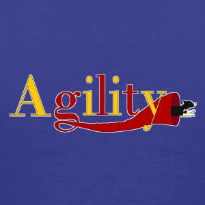 Agility 2 red Tee shirts - T-shirt Premium Homme