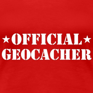 Geocaching T-Shirt - Frauen Premium T-Shirt