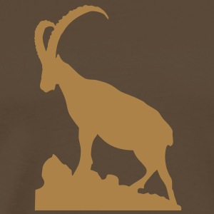 Capricorn goat pride tshirt one color t -shirt T-Shirts - Men's Premium T-Shirt