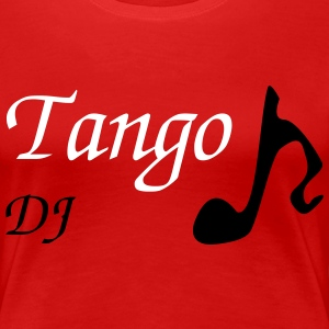 Red Tango Woman T-shirt - Women's Premium T-Shirt