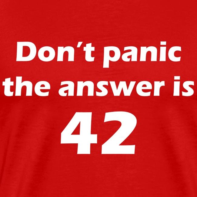 42 t-shirt #1