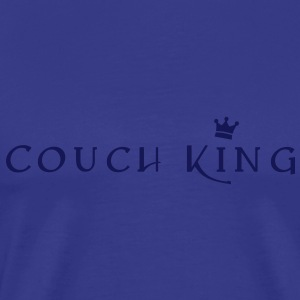 Couch King 3 T-Shirts - Men's Premium T-Shirt