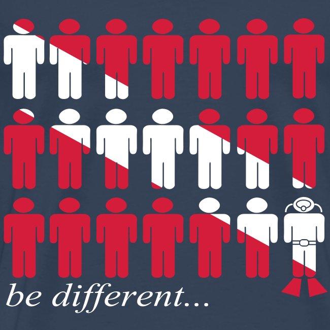 be different...dive-Imp.Flex+Logo Dos