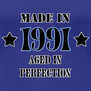 Made in 1991 Tee shirts - T-shirt Premium Femme