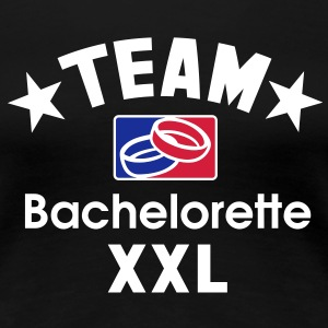 TEAM Bachelorette XXL 3C T-Shirt WN - Women's Premium T-Shirt