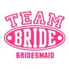 TEAM BRIDE BRIDESMAID T-Shirt - T-shirt Premium Femme