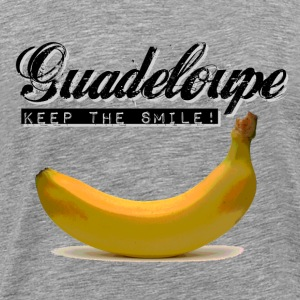 GUADELOUPE - KEEP THE SMILE - T-shirt Premium Homme