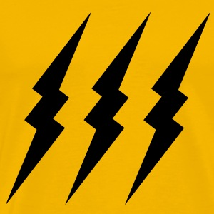 Lightening - Men's Premium T-Shirt