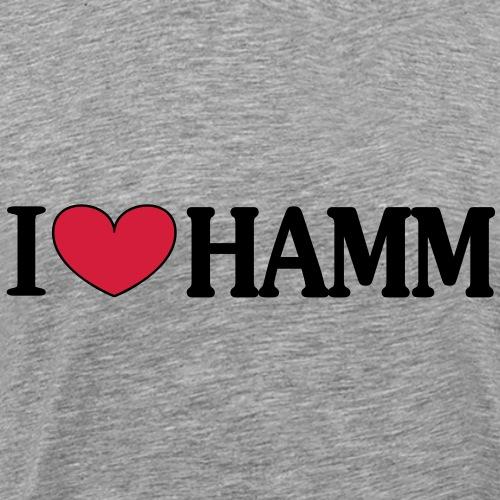 I love HAMM