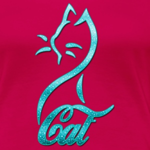 cat T-Shirts - Women's Premium T-Shirt