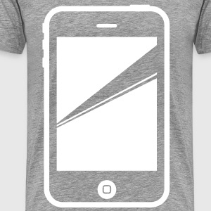 iPHONE - Männer Premium T-Shirt