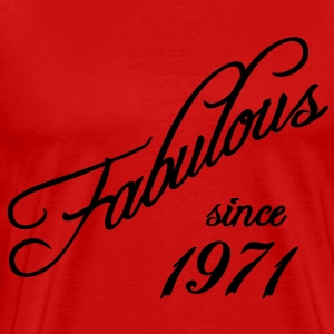 Fabulous since 1971 T-Shirts - Men's Premium T-Shirt