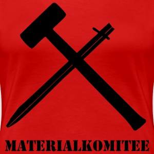 Materialkomitee T-Shirts - Frauen Premium T-Shirt