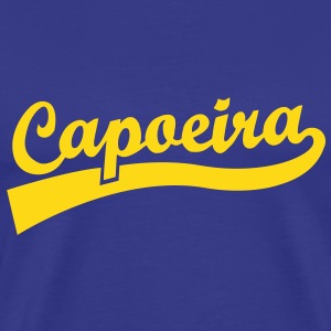 Capoeira old school Tee shirts - T-shirt Premium Homme