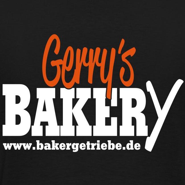 BAKERy Logo Brust & Rücken - Übergrösse