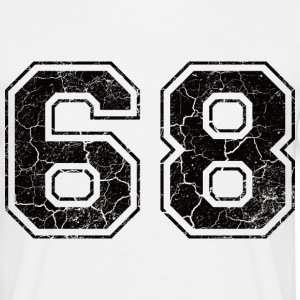 Paie 68 in Grunge Look Tee shirts - T-shirt Homme