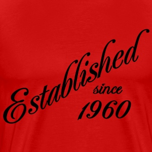 Established since 1960 T-Shirts - Männer Premium T-Shirt