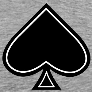Rock - Ace of Spades T-shirts - Premium-T-shirt herr