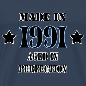 Made in 1991 T-Shirts - Men's Premium T-Shirt