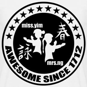 awesome - yimwingtsun - Men's T-Shirt
