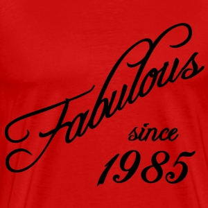 Fabulous since 1985 T-Shirts - Men's Premium T-Shirt