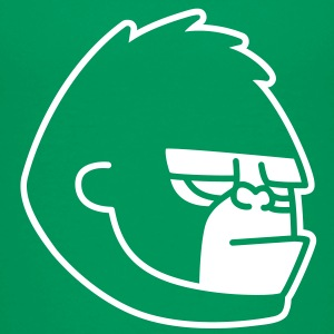 Gorilla - Gorillaz Shirts - Teenage Premium T-Shirt