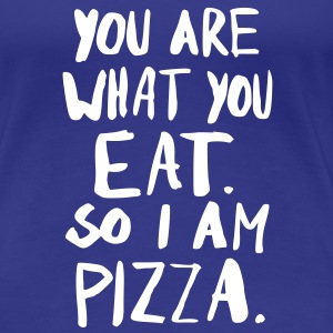I am Pizza T-Shirts - Women's Premium T-Shirt