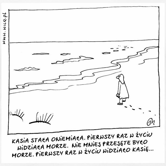 Kasia i morze