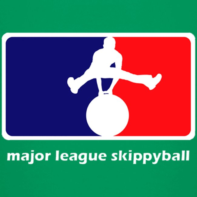 Major League Skippyball (kids)