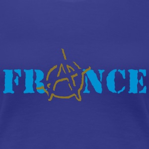 Anarchy  France Tee shirts - T-shirt Premium Femme