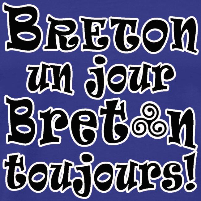 Breton un jour ...