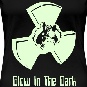 glow in the dark T-Shirts - Frauen Premium T-Shirt