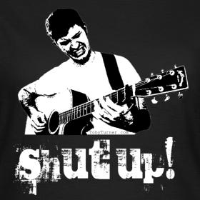 Design ~ Shut up!