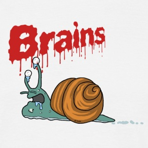 snail T-Shirts - Men's T-Shirt